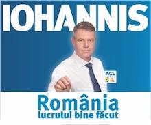 Iohannis presedinte